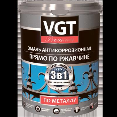 """ЭМАЛЬ ВД-АК-1179  антикоррозионная по металлу """"Профи"""" Грунт-эмаль 3в1"""