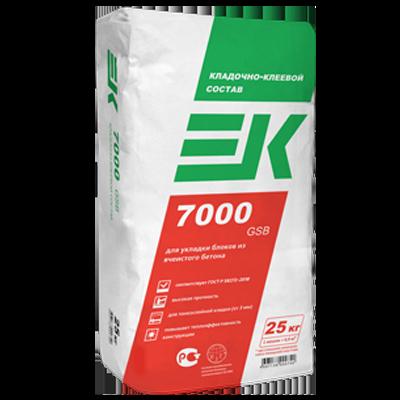 ЕК 7000 GSB Кладочно-клеевой состав