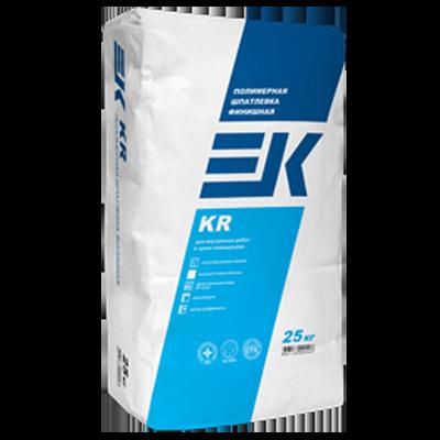 ЕК KR Полимерная шпатлевка финишная