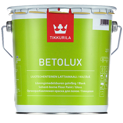 Краска для полов BETOLUX / БЕТОЛЮКС