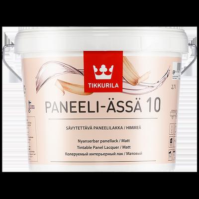 Лак интерьерный PANEELI-ASSA 10