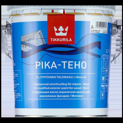 Краска для домов PIKA-TEHO / ПИКА-ТЕХО