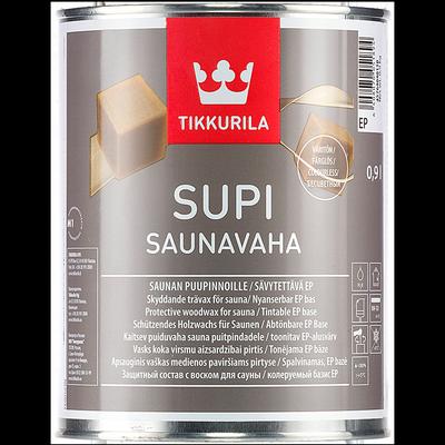 Воск для сауны SUPI SAUNAVAHA / СУПИ САУНАВАХА