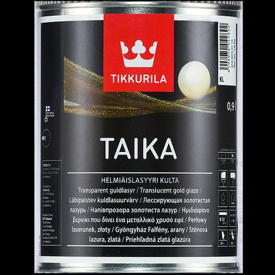 Краска перламутровая TAIKA Helmiasmaali / ТАЙКА