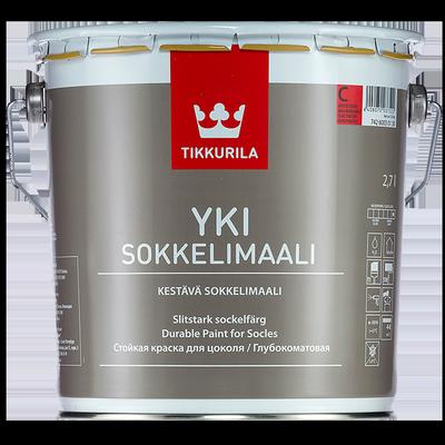 Краска для цоколя YKI / ЮКИ