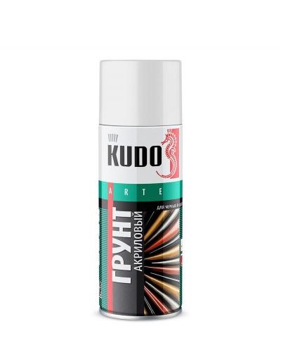 Грунт-спрей KUDO универсальный акриловый
