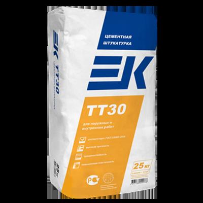 ЕК TT30 Цементная штукатурка