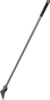 Ледоруб-топор с метал.ручкой и пласт.рукояткой 00000007686