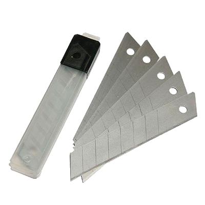 Лезвия для ножей, 18мм (10шт/упак) Hobbi 19-2-300