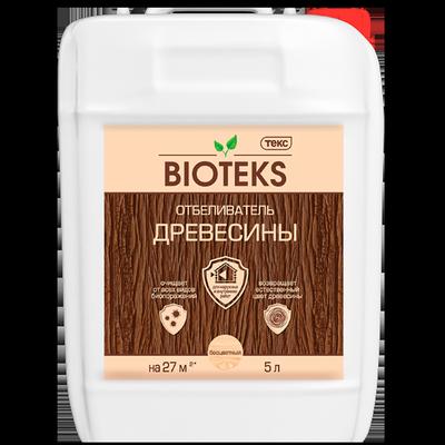 Отбеливатель древесины BIOTEKS
