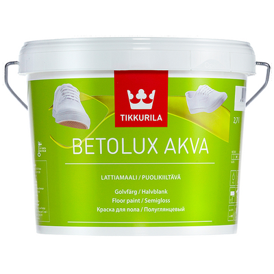 Краска для полов BETOLUX AKVA / БЕТОЛЮКС АКВА