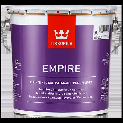 Краска для мебели EMPIRE / ЭМПИРЕ