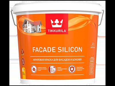 Краска фасадная Facade Silicon