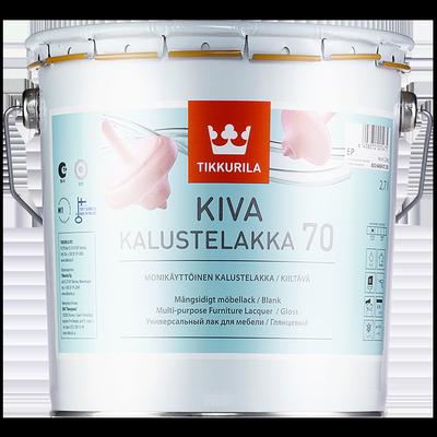 Лак акрилатный KIVA 70