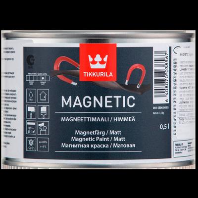 Краска магнитная MAGNETIC