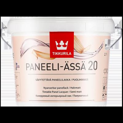 Лак интерьерный PANEELI-ASSA 20