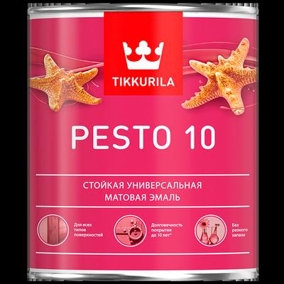 Краска PESTO 10