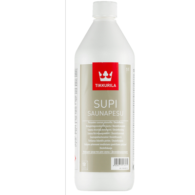 Средство моющее SUPI SAUNAPESU
