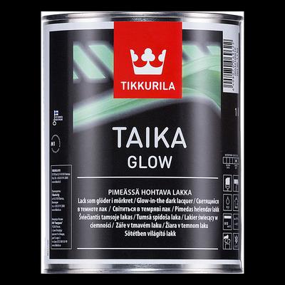 Лак светящийся в темноте TAIKA GLOW