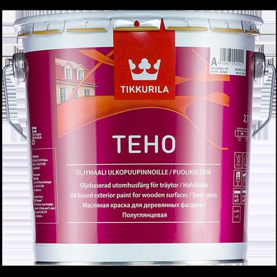 Краска фасадная масляная TEHO