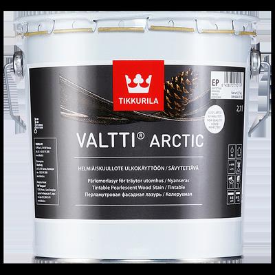 Фасадная лазурь VALTTI ARCTIC