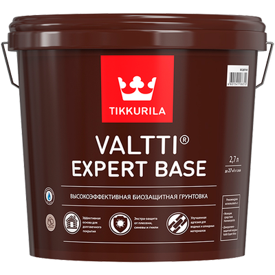 Антисептик грунтовочный VALTTI EXPERT BASE