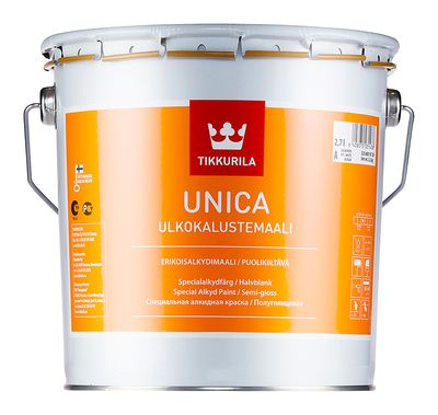 Краска алкидная UNICA / УНИКА